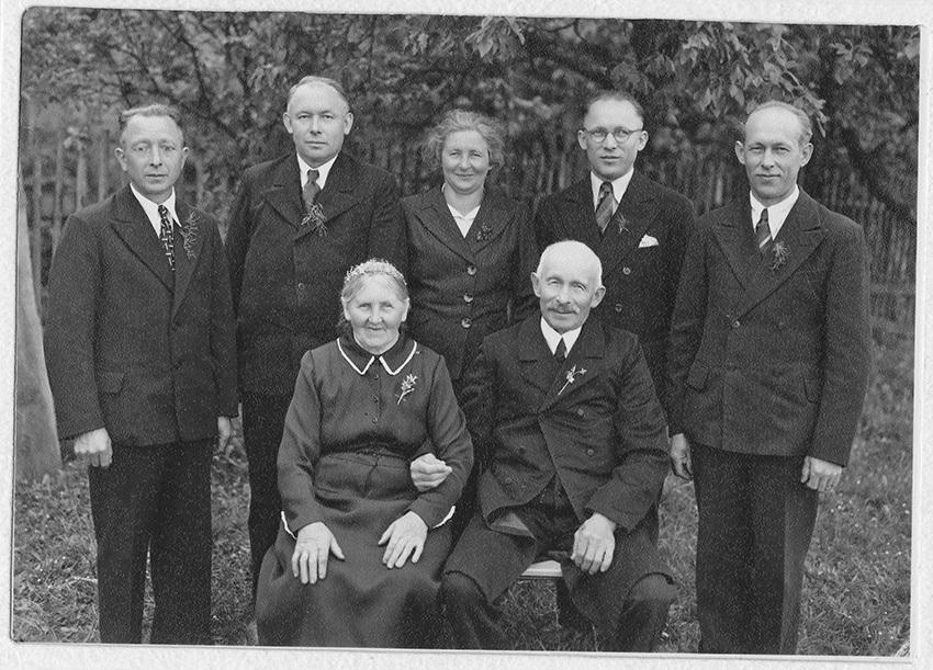 Famile des Firmengründer