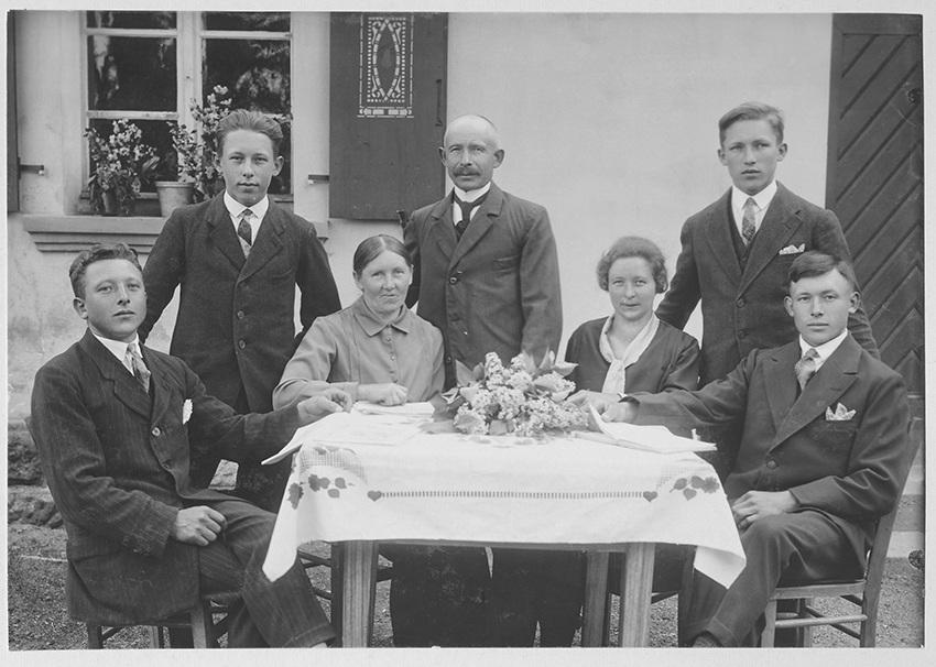 Bilder zur Familiengeschichte
